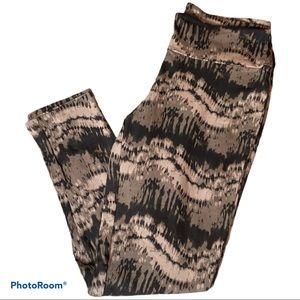 NWT Women's Primark tie-dye leggings